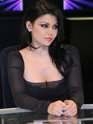 Haifa Wehbe chirurgie esthétique