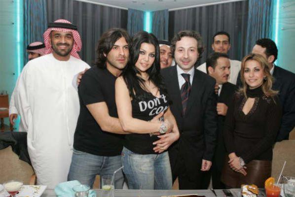 Wael Kfoury Wife Wael Kfoury